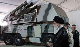 Takiego systemu rakietowego własnej produkcji użył Iran do zestrzelenia amerykańskiego drona
