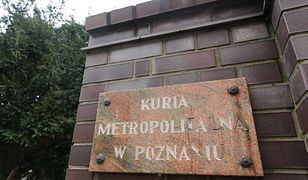 Były ksiądz podejrzany o pedofilię dostał prace w podległym poznańskiej kurii archiwum akt dawnych