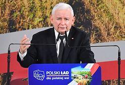 """Kaczyński o """"diable"""". Padły sugestie. Wicerzecznik tłumaczy"""