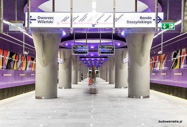 Metro przejechało już 4 tys. kilometrów. Otworzą drugą linię w ten weekend?