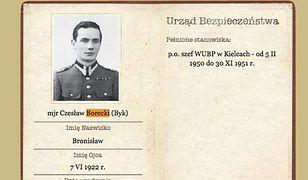"""""""Żołnierz wyklęty"""" okazał się szefem UB. Wpadka lubelskiego IPN"""
