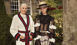 Vanessa Redgrave gwiazdą Gucci