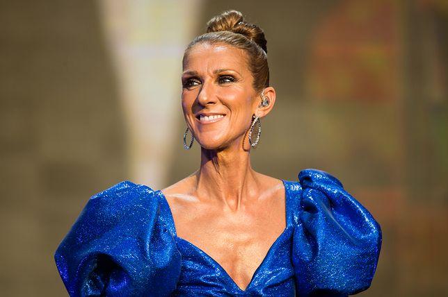 Celine Dion długo nie mogła się podnieść po śmierci meża