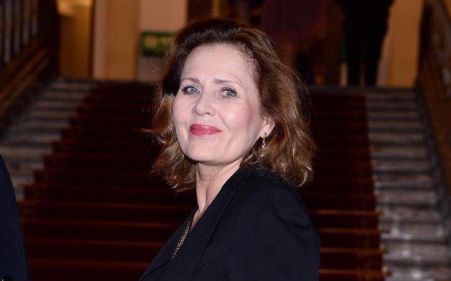 Grażyna Szapołowska kończy 66 lat. Aktorka spełnia swoje marzenia