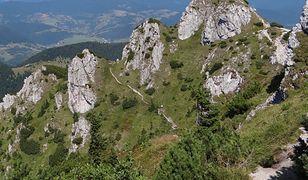 Wielki Rozsutec  - szczyt w paśmie górskim Mała Fatra na Słowacji