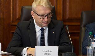 Stanisław Pięta nie ma żalu o wyrzucenie z PiS. Poseł zabrał głos po aferze z Izabelą Pek