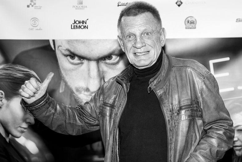 """Tragiczne wieści. Nie żyje Bronisław Cieślak, aktor kultowego """"07 zgłoś się"""""""