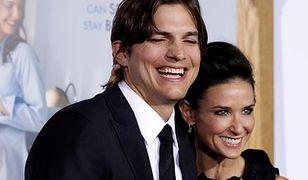 Szybkie początki Demi Moore i Ashtona Kutchera