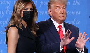 Melania Trump zostanie z Donaldem Trumpem? Publicysta podaje ważny powód