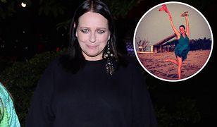 Katarzyna Nosowska pokazała zdjęcie Agaty Kuleszy. Dawno nie widzieliśmy jej w takim nastroju