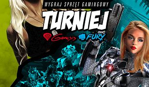 Wygraj akcesoria gamingowe Genesis i Fury