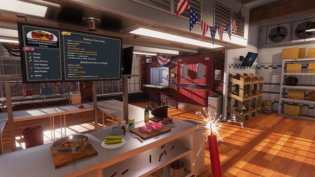 Cooking Simulator - jedna z najlepiej ocenianych gier PlayWay