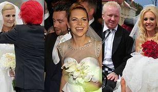 Najgłośniejsze śluby 2012