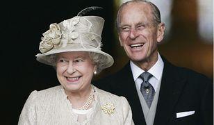 Królowa Elżbieta II i książę Filip obchodzą rocznicę ślubu