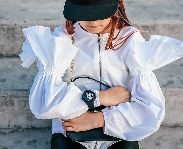 Zegarek dla dziecka powinien być modny i wytrzymały