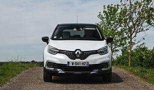 Nowy Renault Captur Initiale Paris (2017) - zdjęcia