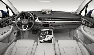 Audi Q7 wyróżnione za stylistykę wnętrza