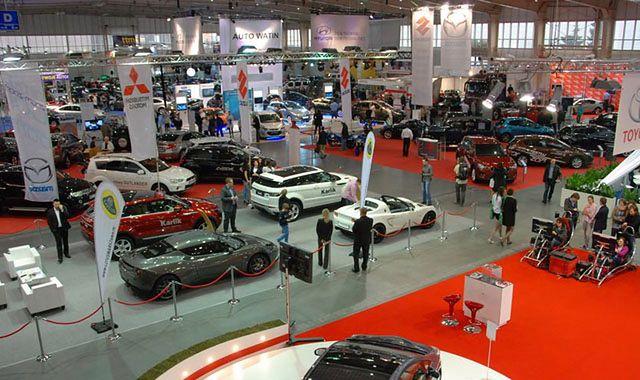 Poznań Motor Show 2012: relacja z targów