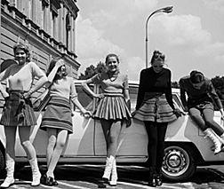 Moda w PRL