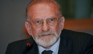 Prof. Bronisław Geremek. Współtwórca wolnej Polski zginął 13 lipca 2008 roku.