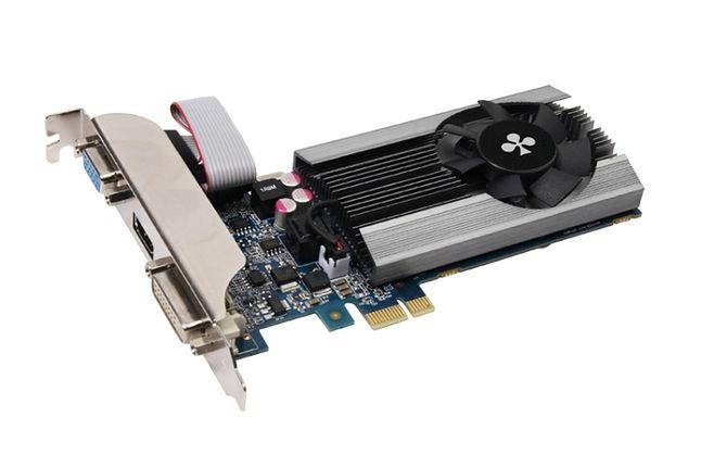 Club3D GeForce GT 610 ze złączem PCI-Express x1