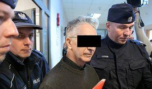 Oskarżony o pedofilię ksiądz Piotr M. przed rozprawą w Zgorzelcu