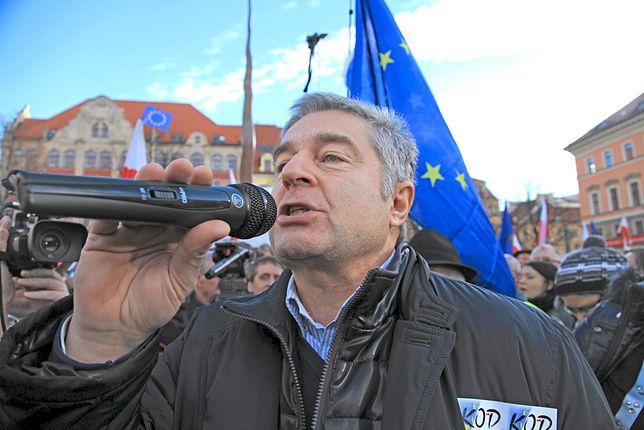 Władysław Frasyniuk przedstawił się policjantowi jako Jan Józef Grzyb