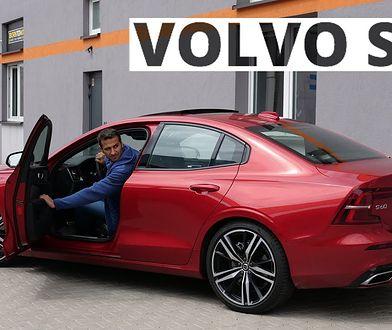Volvo S60 - wilk czy jeżozwierz?