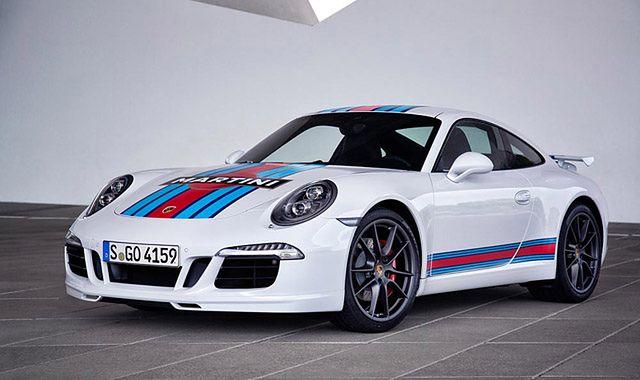 Porsche 911 S Martini Racing Edition z okazji powrotu do Le Mans