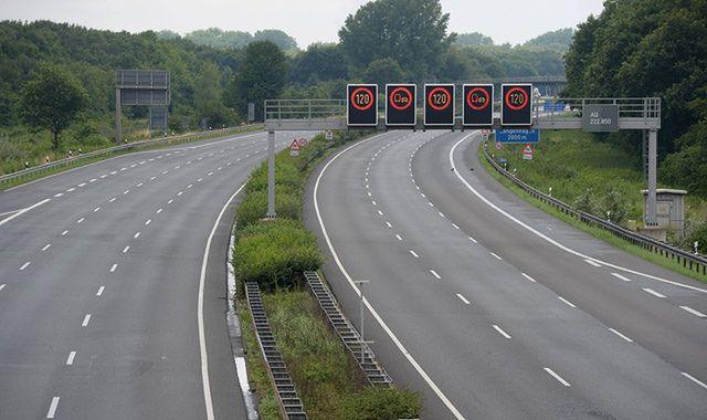 Niemcy wprowadzą ograniczenia prędkości na autostradach?