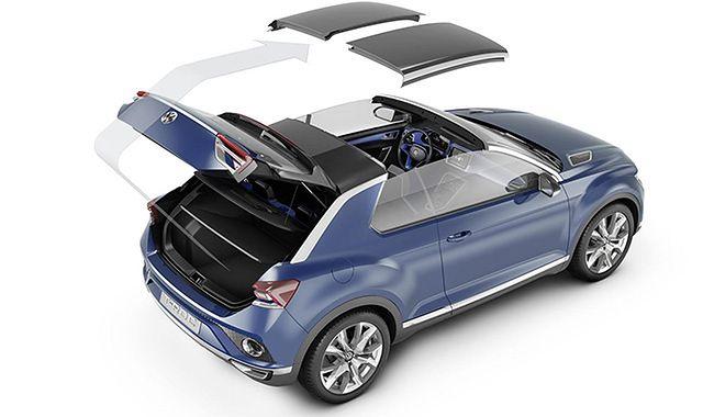 Nowy Volkswagen Golf będzie dostępny w wersji targa