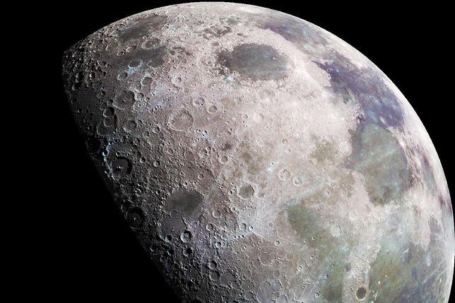 Nowe odkrycia z niewidocznej strony Księżyca. Lądownik Chang'e 4 zebrał dane