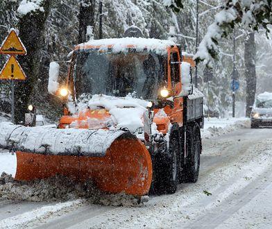 Zima w Zakopanem. Śnieg na ulicach