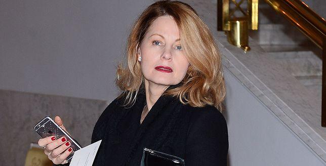 Ewa Skibińska znowu zaskakuje. Aktorka opublikowała odważne zdjęcie [18+]
