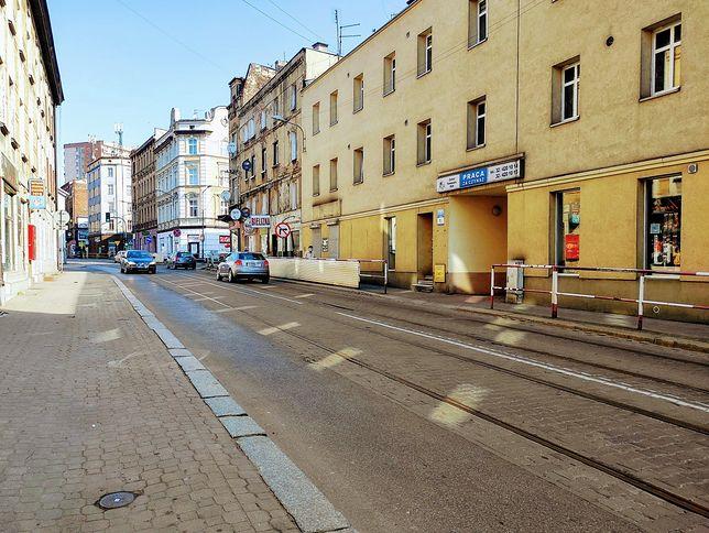 Śląskie. Będą nowe utrudnienia przy przebudowie jednej z głównych arterii w centrum Chorzowa, ulicy Hajduckiej.
