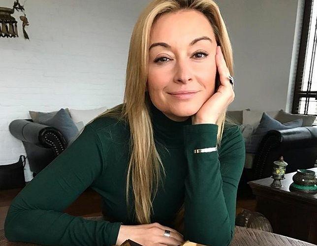 Wojciechowska znów została mamą.