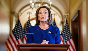 Spikerka Izby Reprezentantów Nancy Pelosi