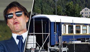 Wagon Orient Expressu na planie w Norwegii