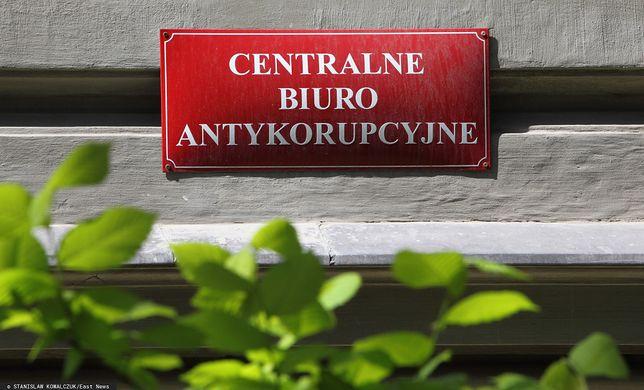 CBA zatrzymało byłego wicedyrektora urzędu marszałkowskiego. Był zamieszany w łapówki