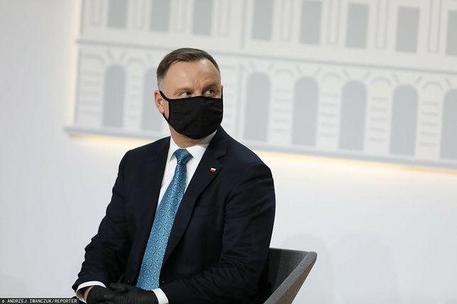 Okoliczności feralnego lotu z Andrzejem Dudą na pokładzie ujawniła Wirtualna Polska