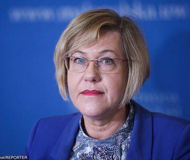 Barbara Nowak apeluje o sprawne przeprowadzenie egzaminów