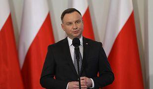 Prezydent Andrzej Duda powołał sędziów Izby Dyscyplinarnej SN