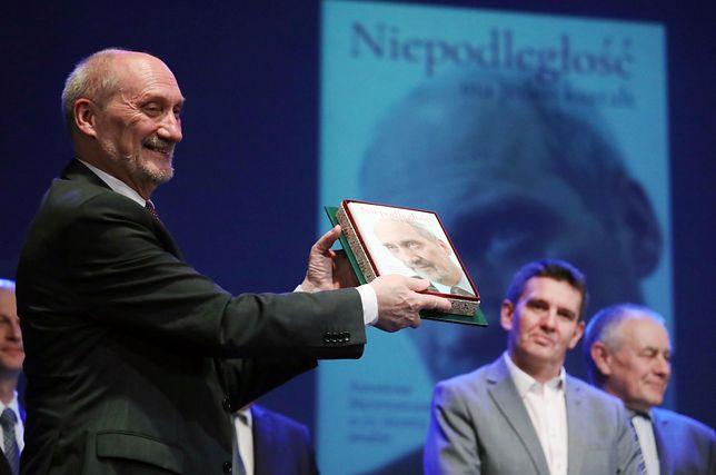 Antoni Macierewicz świętował swoje 70. urodziny