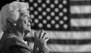 Nie żyje Barbara Bush