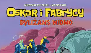 Oskar i Fabrycy , tom 2