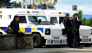 Policja w Irlandii Północnej