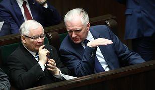 Jarosław Gowin liczy, że Kaczyński wkrótce zastąpi Morawieckiego