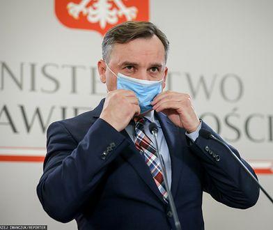 """Raport NIK da """"paliwo"""" Zbigniewowi Ziobrze? """"Ministra można odwołać w ciągu jednego dnia"""""""