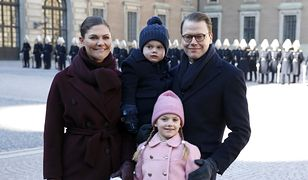 Szwecja. Koronawirus na dworze królewskim. Księżniczka Wiktoria i książę Daniel zakażeni