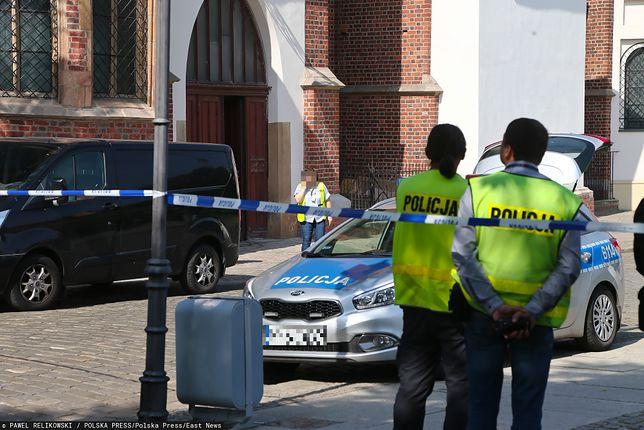 Sprawca pobicia księdza w Łodzi został aresztowany